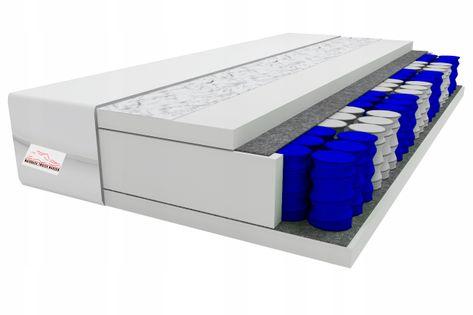 Materac NEPTUN 80x180 7stref KIESZENIOWY 180x80