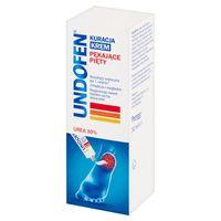 Undofen Krem-kuracja na pękające pięty - 30% Urea 50ml