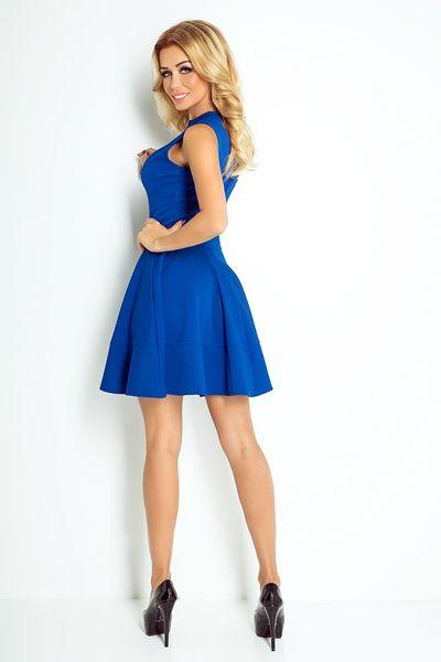 0546ee5a5a Sukienka z zamkiem z przodu i kieszeniami - Chaber Rozmiar - L zdjęcie 2
