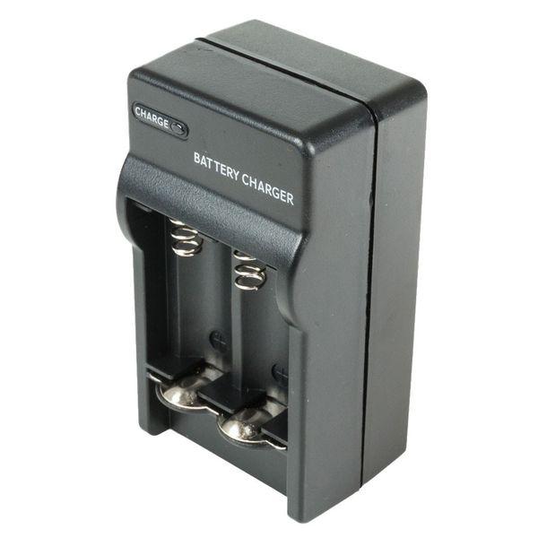 Ładowarka cr123a 3v RCR na 2 baterie akumulatorki czarna nowa 3,7v zdjęcie 6