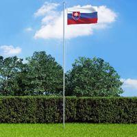 Flaga Słowacji, 90x150 cm