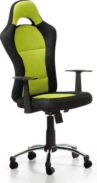 Fotel obrotowy krzesło biurowe kolor zielony qzy-1109c zdjęcie 1
