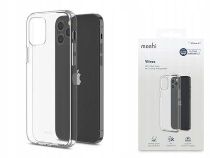 Etui Moshi VITROS do iPhone 12 Pro Max