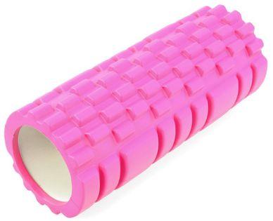 Wałek do masażu Profit Grid SL 3301 różowy