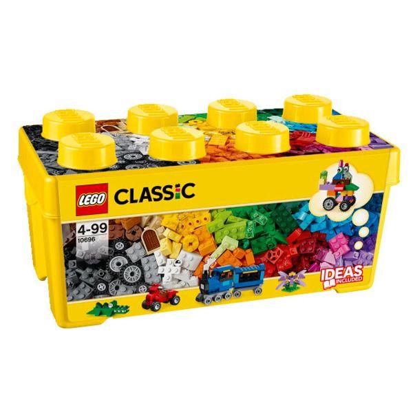 LEGO Classic - Kreatywne klocki LEGO średnie 10696 zdjęcie 1