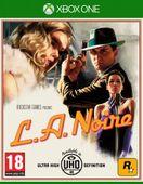 Gra L.A. Noire (XBOX One)