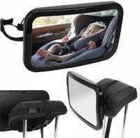 Lusterko do Obserwacji Dziecka w Samochodzie 360 Podróż Auto O164