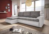 Narożnik rozkładany Santi - kanapa sofa rogówka łóżko