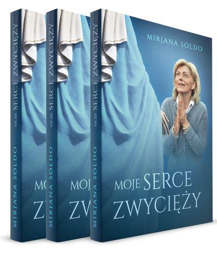 Moje Serce Zwycięży - Mirjana Soldo - twarda oprawa na Arena.pl