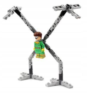 MEGA figurka Dr Octopus z Spiderman +karta lego PL