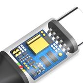 BASEUS KABEL USB-C TYP C QUICK CHARGE 3.0 LED 2M zdjęcie 5