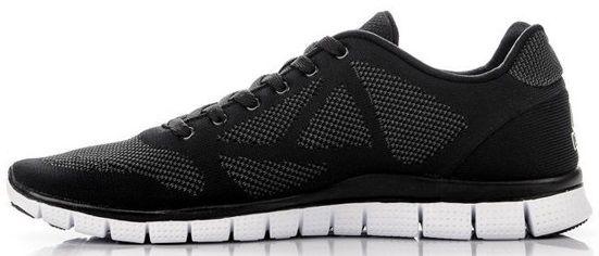 Buty do biegania męskie czarne PEAK r 43