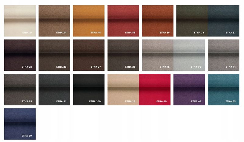 Sofa Fotel 92cm JOANNA I pianka różne kolory AR zdjęcie 6