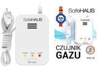 CZUJNIK GAZU ZIEMNEGO SAFEHOUSE LNG LPG METAN-PROPAN-BUTAN SHG 02