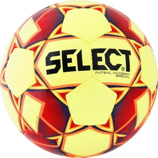 Piłka nożna Select Futsal Academy Special żółto czerwona 14162