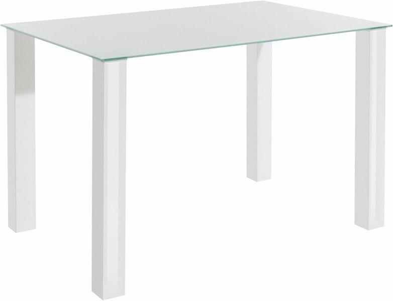 Nowoczesny zestaw stół i cztery krzesła zdjęcie 2