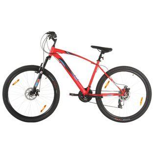 Rower górski, 21 przerzutek, 29'', rama 48 cm, czerwony