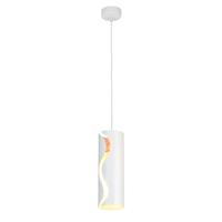 Lampa wisząca 1xE27 BURN Namat - różne kolory kolor - Odcienie białego