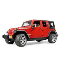 Bruder - Jeep Wrangler Unlimited Rubicon 02525