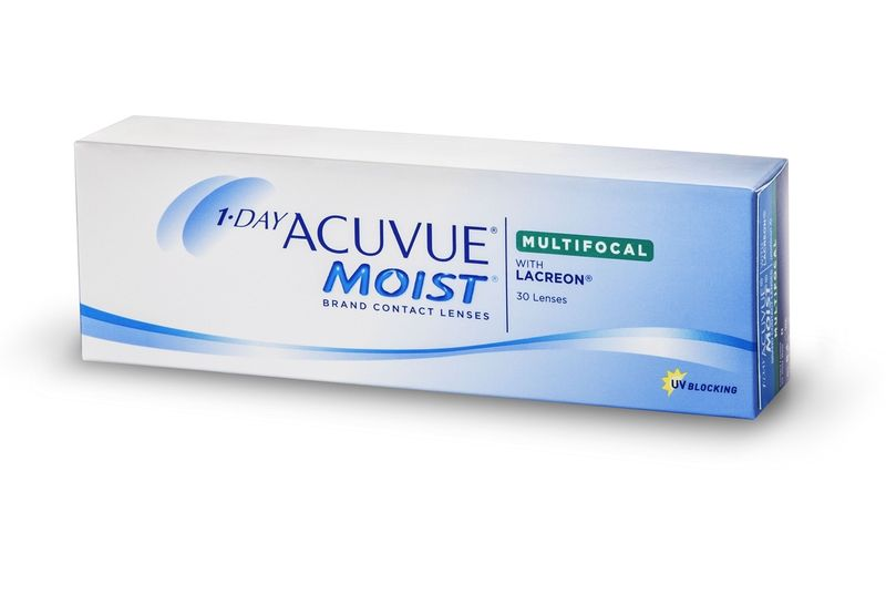 J&J 1-Day Acuvue Moist Multifocal, 30 szt. na Arena.pl