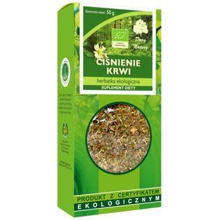 Herbata Ciśnienie Krwi Eko 50G Dary Natury