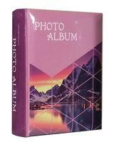 ALBUM, albumy na zdjęcia szyty 300 zdjęć 10x15 cm opis KOLOR fioletowy