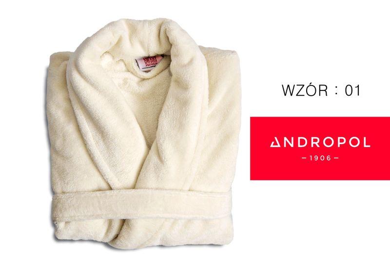 e7f626a7354bc3 Męski gruby ciepły szlafrok Andropol rozmiar S • Arena.pl
