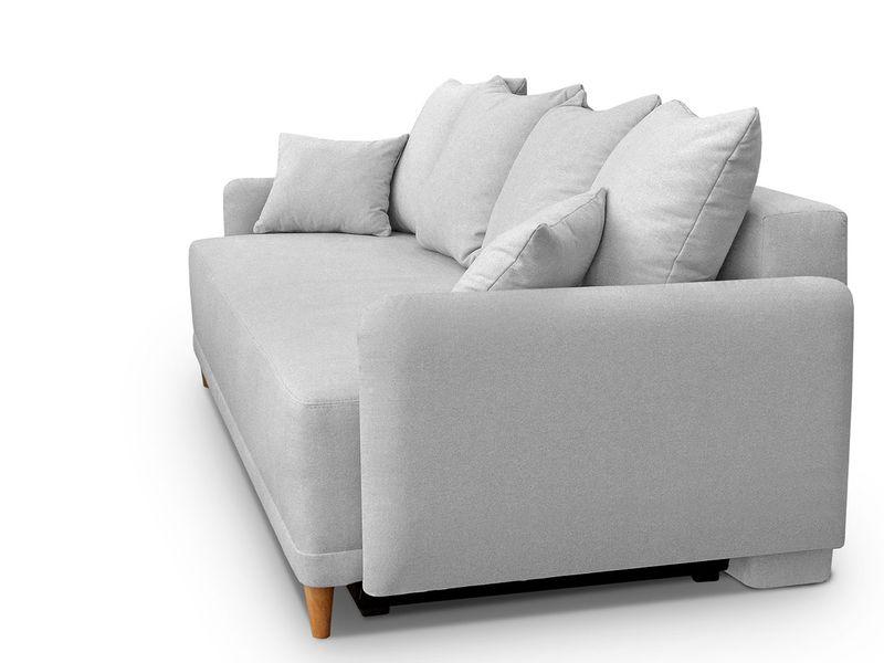 Rozkładana sofa Sui w stylu skandynawskim - od PRODUCENTA zdjęcie 7