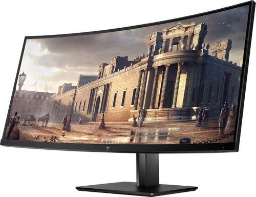 Monitor HP Z38c 37.5 cali Curved Ultra UWQHD+ 3840x1600 IPS HDMI DisplayPort Z4W65A4 na Arena.pl