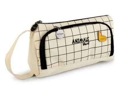 Etui - Kosmetyczka Languo Animals