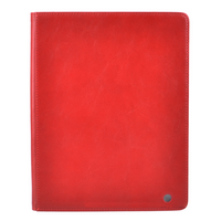 Etui na tablet skórzane BELLUCCI N2 Czerwone