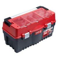 Skrzynka narzędziowa EXCELSIOR RED 33x29x59,5cm fra