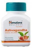 Ashvagandha Pure Herbs Himalaya na stres 60kaps