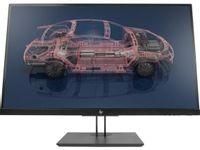 "Monitor Hp 27"" 2560 X 1440 1Js10A4 Czarny"