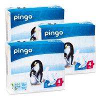 Pieluszki Pingo Ultra Soft 4 MAXI 120szt. (3x40)