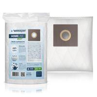 Antyalergiczne syntetyczne worki Wessper WES1008 HomeLine Eco