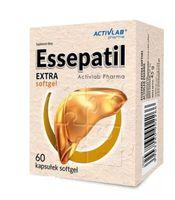 Essepatil EXTRA oczyszczanie regeneracja wątroby 60 kapsułek