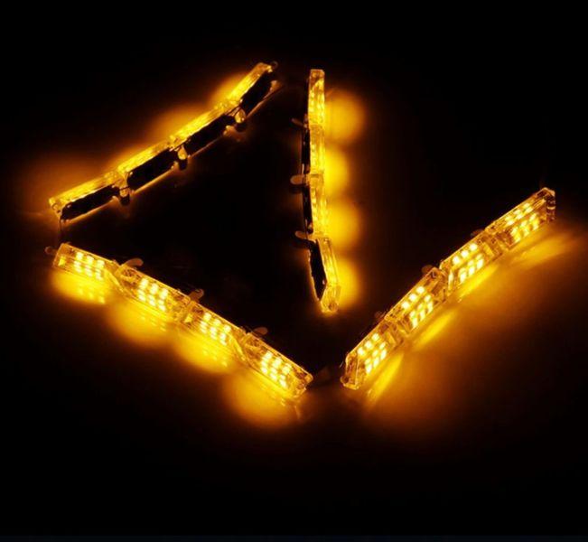 ŚWIATŁA DRL LED + płynący kierunkowskaz zdjęcie 2