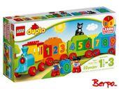 LEGO® 10847 DUPLO® - Pociąg z cyferkami