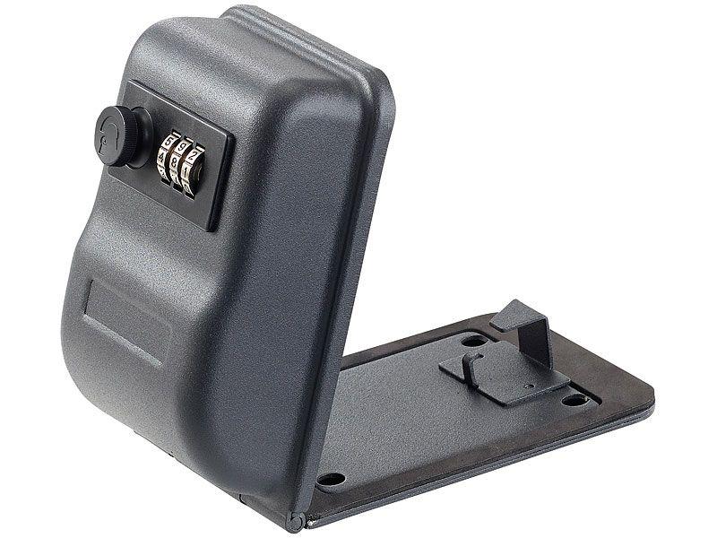 Stalowy mini sejf na klucze z zamkiem szyfrowym Xcase na Arena.pl
