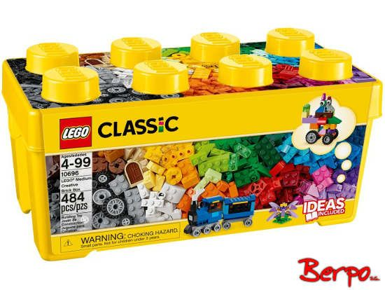 LEGO® 10696 Classic - Kreatywne klocki na Arena.pl