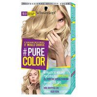 Schwarzkopf #pure Color Farba Do Włosów W Żelu Trwale Koloryzująca 10.0 Anielski Blond