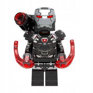 MEGA figurka avengers War Machine +karta lego PL