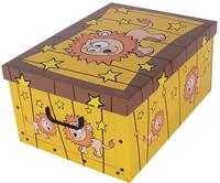 Pudełko Kartonowe Mini Sawanna Lew