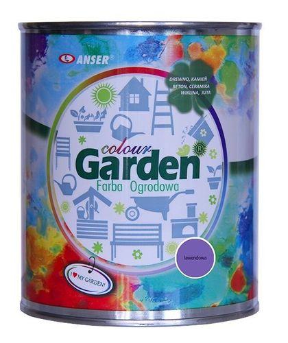 Farba ogrodowa GardenColour 0,75l - kolory do wyboru na Arena.pl