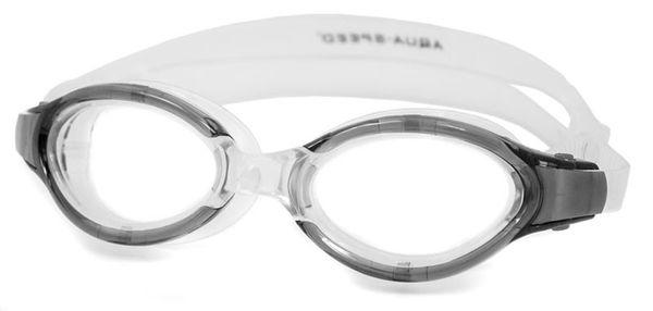 Okulary pływackie TRITON Kolor - Okulary - Triton - 07 - czarny