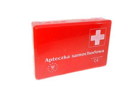 SAMOCHODOWA APTECZKA PIERWSZEJ POMOCY - A91012