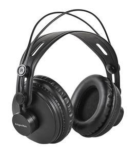 KM0885 Słuchawki nauszne studyjne  Kruger&Matz, model Monitor