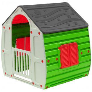 Ogrodowy domek dla dzieci Toys Mag Szary ENERO