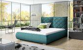 Łóżko Tapicerowane GABI 160x200+ Stelaż